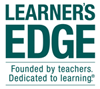 Learner's Edge.  Founded by teachers.  Dedicated to learning.